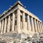 De Parthenon, in Athene