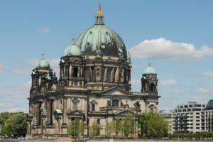Foto van Berlijn tijdens een familiereis Duitsland