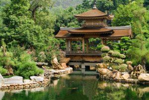 Klassiek Chinees huis