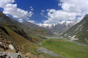 Kashmir, The Himalayas