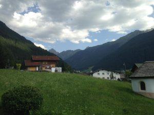Bergen in de Alpen van Oostenrijk