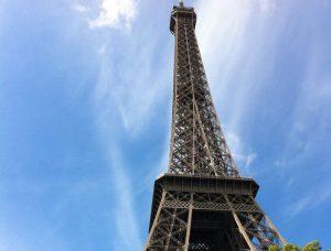 eifeltoren in parijs