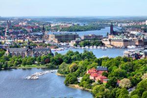 Stockhol in Zweden